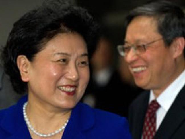 Giải mã Lưu Diên Đông - người đàn bà quyền lực nhất Trung Quốc