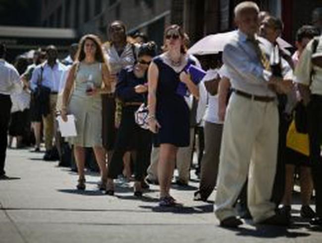 Mỹ: Số đơn xin trợ cấp thất nghiệp xuống thấp nhất kể từ tháng 7