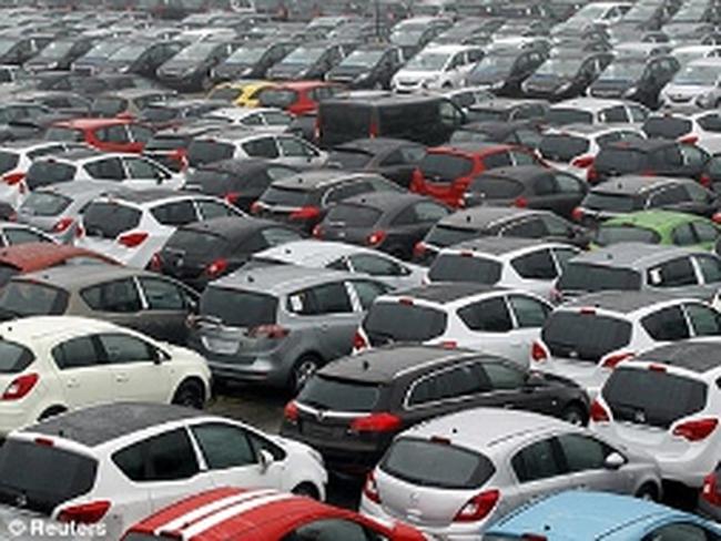 Anh sẽ vượt Đức trở thành kinh đô sản xuất xe hơi của châu Âu
