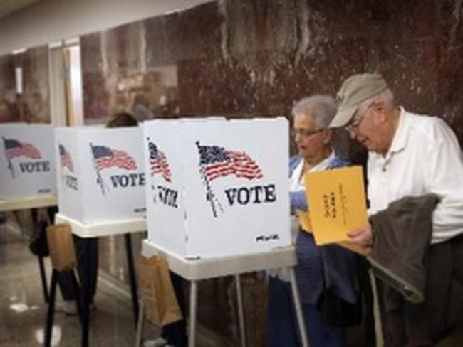 Mỹ: Các ứng cử viên chuẩn bị tranh luận trực tiếp
