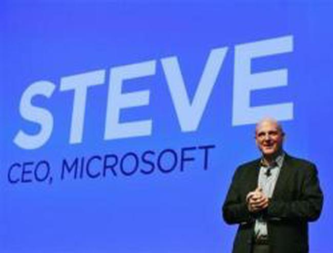 Steve Ballmer: Microsoft ngày càng giống Apple