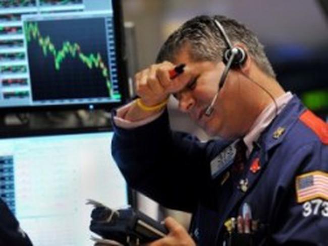 Lo ngại gia tăng kéo chỉ số S&P 500 xuống thấp nhất 1 tháng
