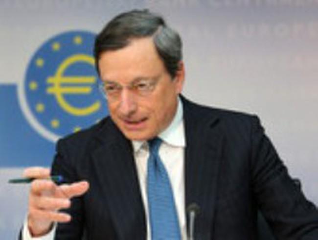 Mario Draghi: ECB đã sẵn sàng mua trái phiếu