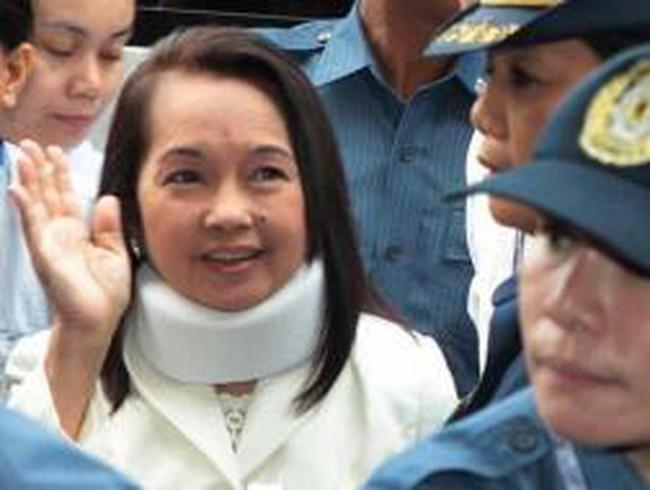 Philippines bắt giữ cựu Tổng thống Arroyo