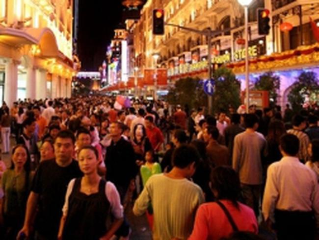 Kinh tế Trung Quốc khởi sắc nhờ nghỉ quốc khánh