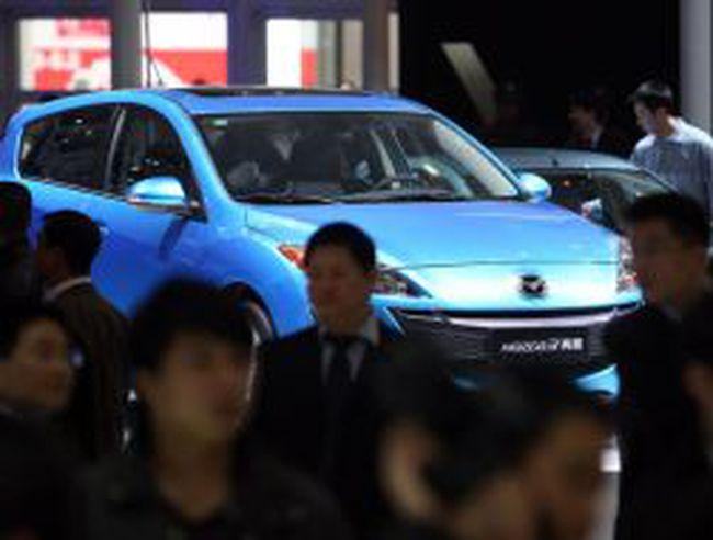 Doanh số xe Mazda tại thị trường Trung Quốc thấp nhất 19 tháng
