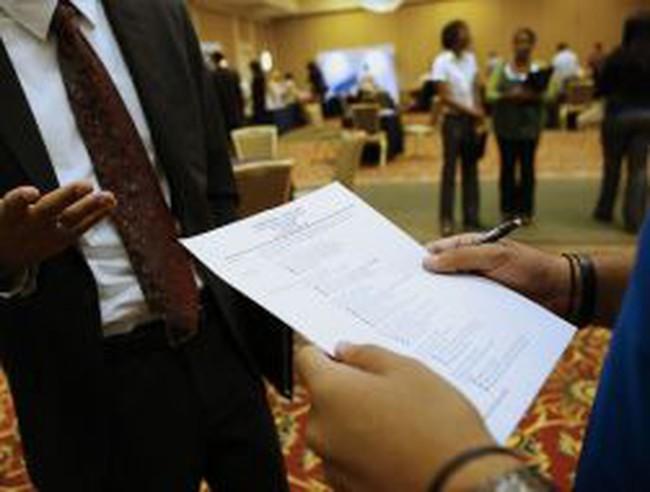 Tỷ lệ thất nghiệp của Mỹ giảm xuống chỉ còn 7,8%