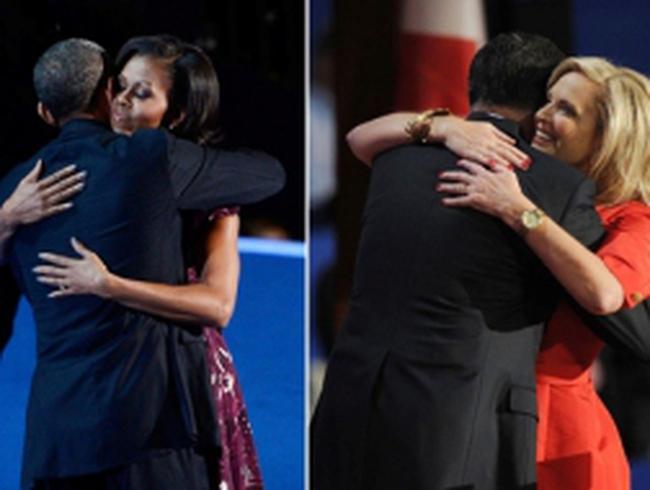 So sánh Obama và Romney