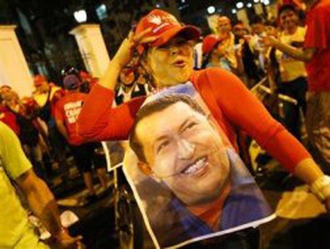 Tổng thống Venezuela Hugo Chavez tái thắng cử nhiệm kỳ 4