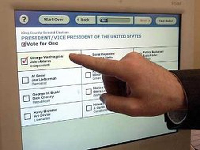 Quá dễ để thay đổi kết quả bầu cử Mỹ ?