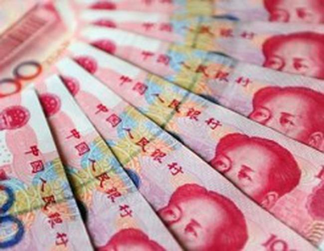 NHTW Trung Quốc bơm 265 tỷ NDT vào thị trường tiền tệ