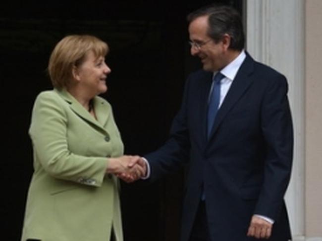 Đức ủng hộ tư cách thành viên Eurozone của Hy Lạp