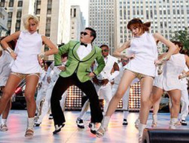 Gangnam Style thổi bùng thương hiệu Hàn Quốc