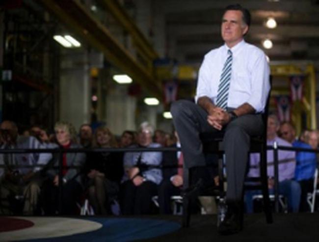 Romney 'thách đấu' Trung Quốc