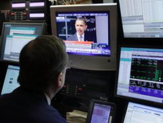 Ghét Obama là sai lầm lớn của phố Wall?