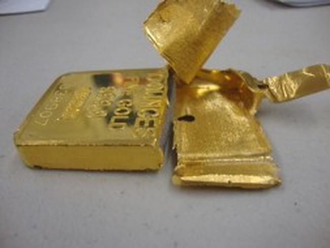 """Ngân hàng quốc doanh Trung Quốc bị """"tố"""" bán vàng giả?"""