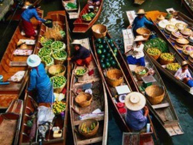 Bằng chứng mới về sự đi xuống của kinh tế châu Á