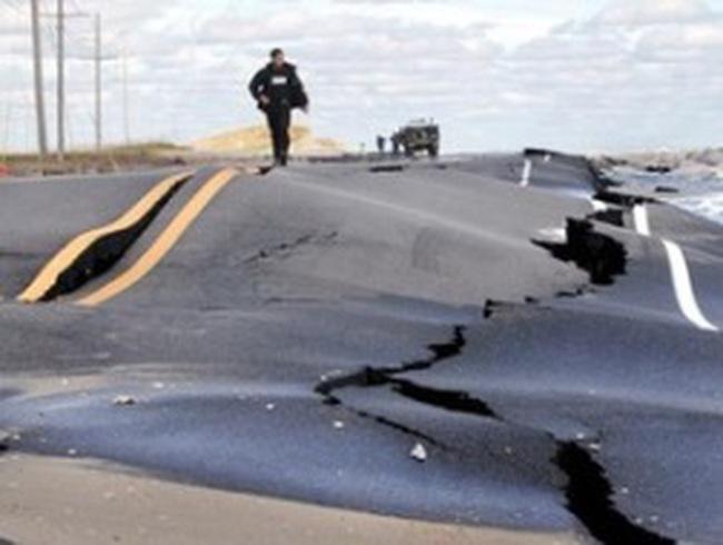 Nước Mỹ trước và sau siêu bão Sandy