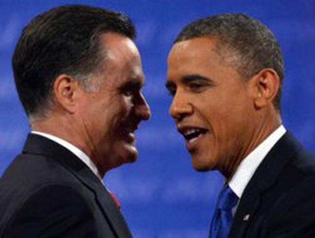 "Obama ""đánh bại"" Romney 2-1"