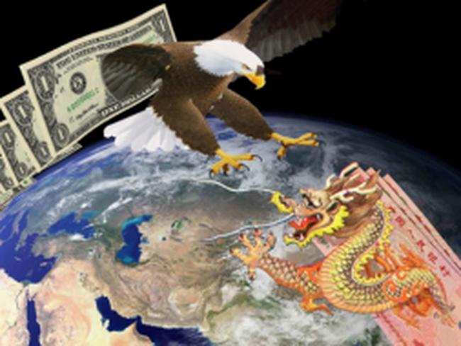Từ USD đến nhân dân tệ…