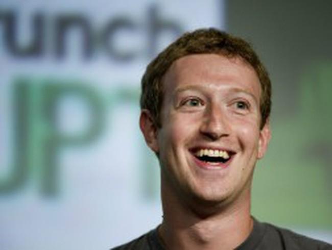 Facebook công bố doanh số vượt dự báo