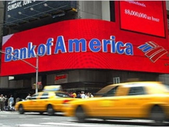 Đại gia Bank of America bị kiện do gian lận thế chấp