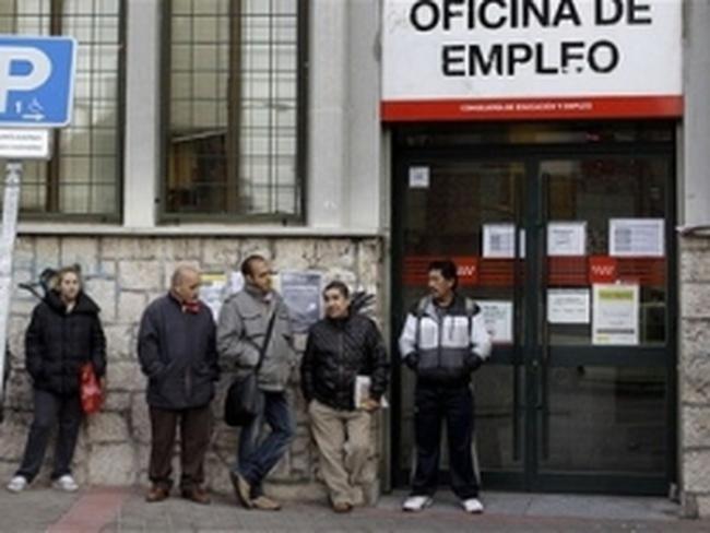 Tỷ lệ thất nghiệp ở Tây Ban Nha tiếp tục lập đỉnh mới