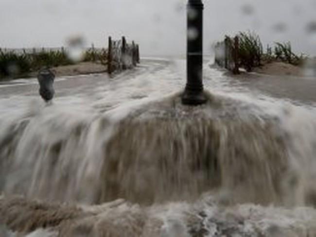 Cận cảnh nước Mỹ bị tàn phá bởi bão Sandy