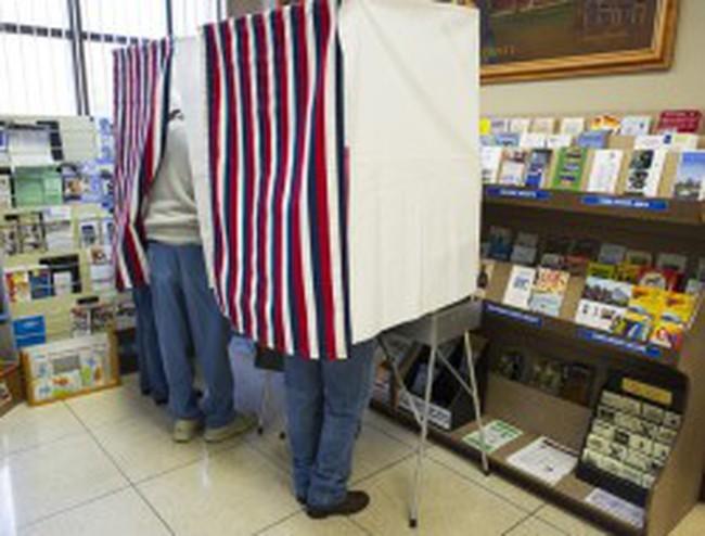 250 điểm bỏ phiếu ở New York, New Jersey phải chuyển địa điểm