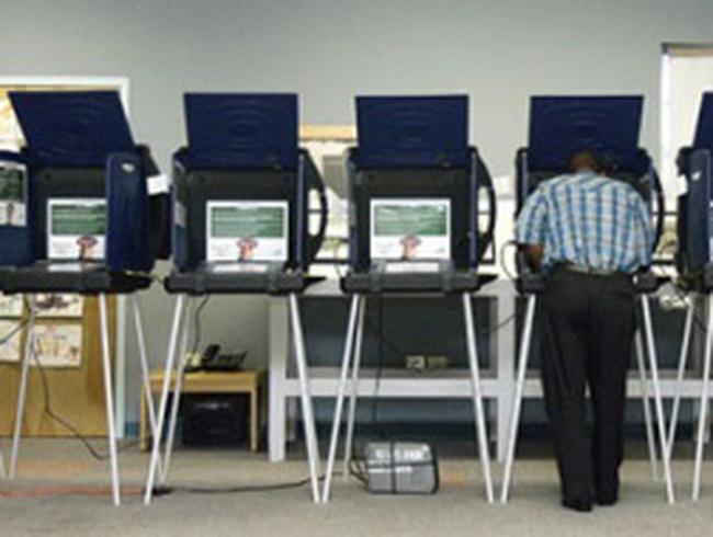 Đại biểu bang Ohio nộp đơn yêu cầu khoá các máy kiểm phiếu điện tử