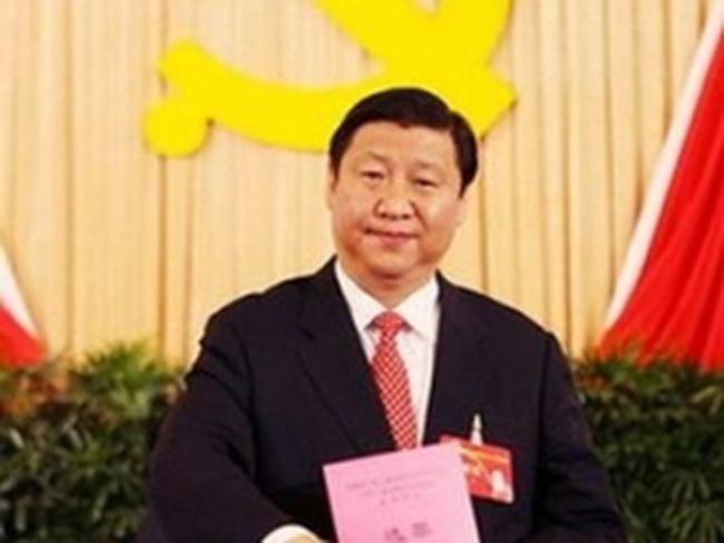 Ông Tập Cận Bình là Tổng Thư ký Đại hội đảng 18 Trung Quốc