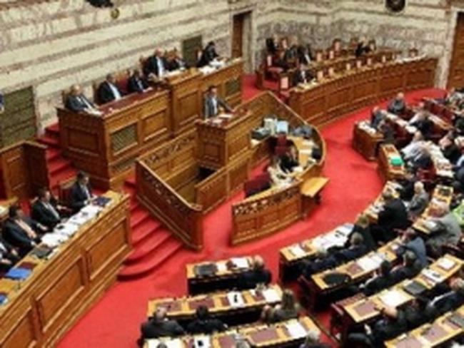 """Quốc hội Hy Lạp đã thông qua gói """"buộc bụng"""" mới"""