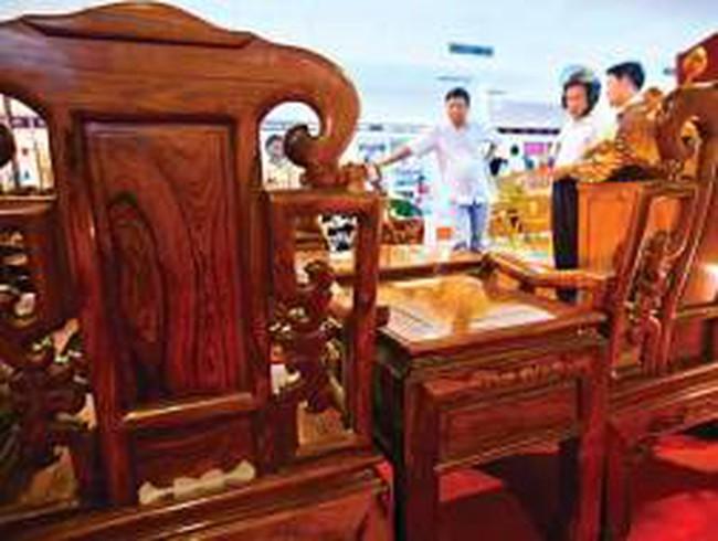 Đồ gỗ: lúng túng ở thị trường nội địa