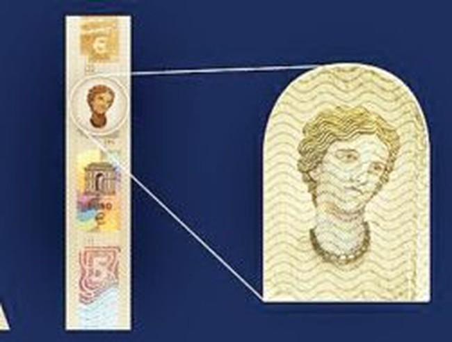 EU sắp phát hành giấy bạc euro mới