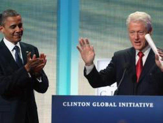 Cựu Tổng thống Bill Clinton sẽ làm Ngoại trưởng... thay vợ?