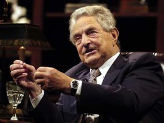 """George Soros - """"Một tay che cả bầu trời"""" - Kỳ 2: Có chí thì nên"""
