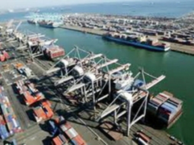 Thương mại Nhật-Trung sụt do tranh chấp biển đảo