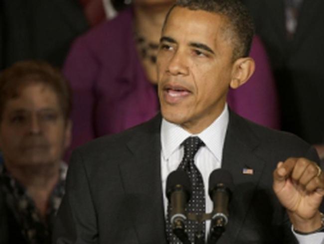 Trăm nghìn dân Mỹ đòi ly khai vì Obama