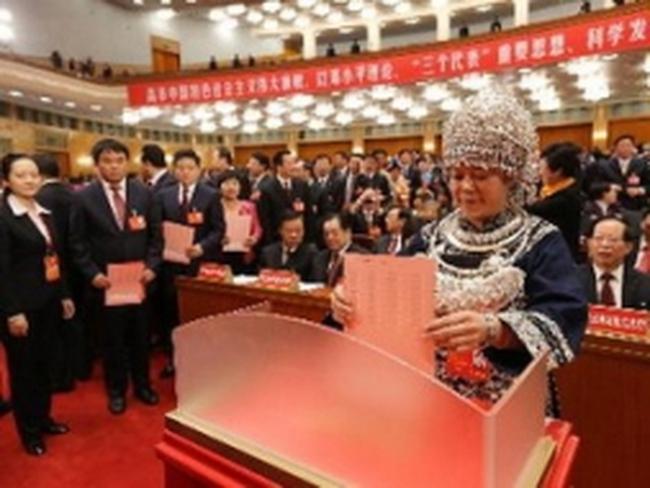 Bế mạc Đại hội lần thứ 18 Đảng Cộng sản Trung Quốc