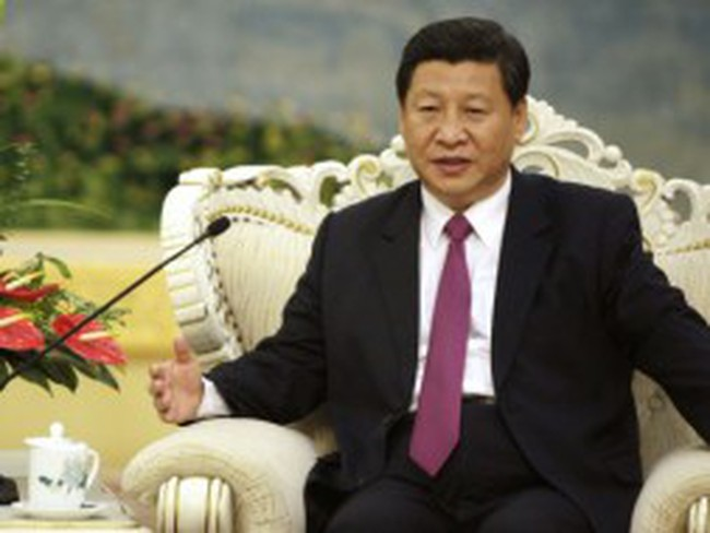 Ông Tập Cận Bình chính thức trở thành Tổng bí thư Đảng Cộng sản Trung Quốc