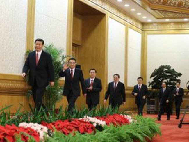 """""""Bài kiểm tra"""" đầu tiên dành cho thế hệ lãnh đạo mới của Trung Quốc"""