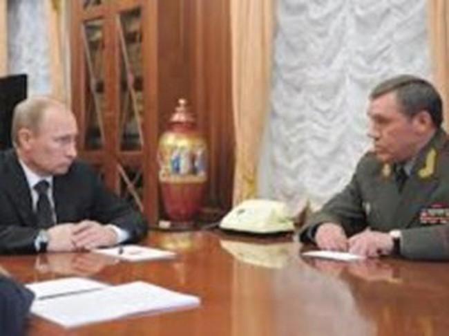 Putin cách chức thêm 2 thứ trưởng Quốc phòng