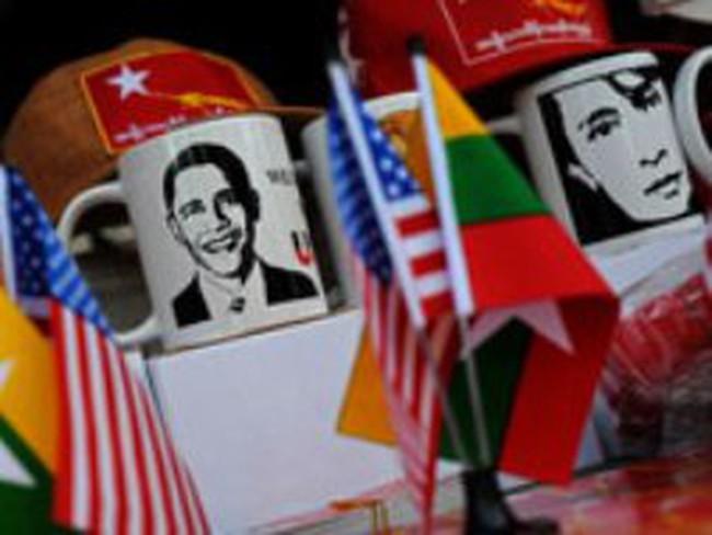 """Mỹ, Trung Quốc và """"ván bài"""" Myanmar"""