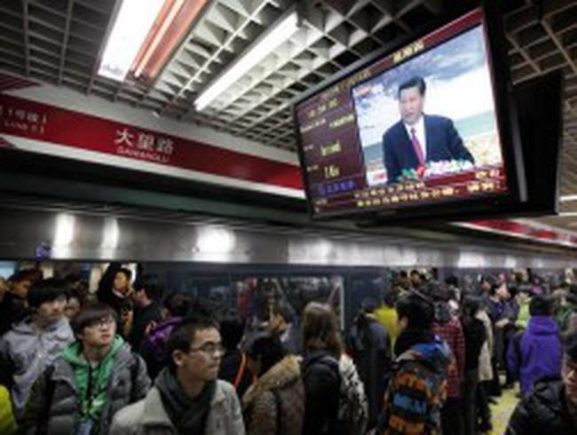FDI vào Trung Quốc tiếp tục suy giảm