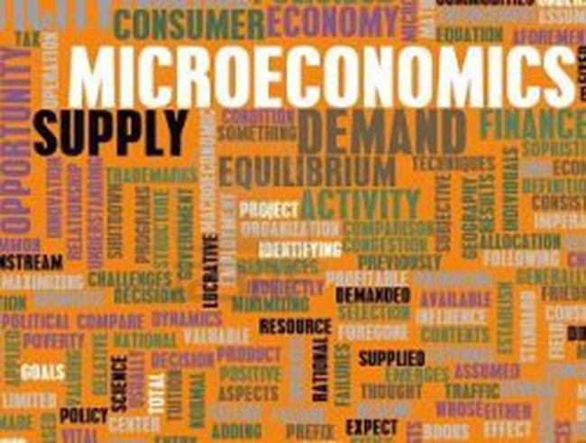 Kinh tế học vi mô và những ứng dụng mang tầm vĩ mô