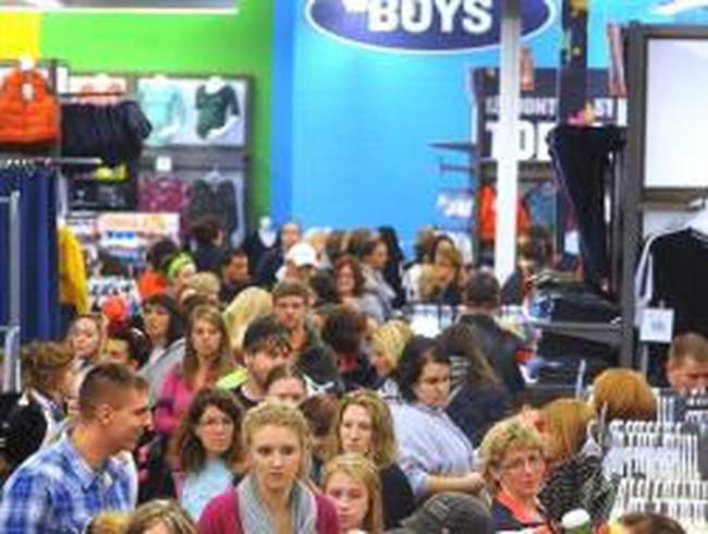 Mỹ: Doanh số bán hàng trong ngày Black Friday vượt mốc 1 tỷ USD