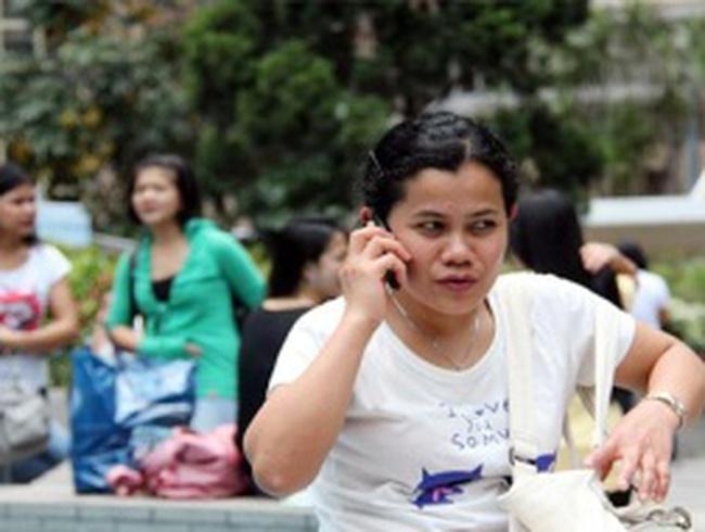 Nô lệ lao động thời hiện đại ở Hongkong