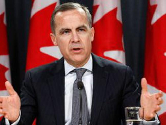 Người đứng đầu NHTW Canada sẽ trở thành thống đốc NHTW Anh