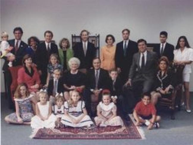 Dòng họ nhà cựu Tổng thống Bush và những cá nhân xuất sắc trên phố Wall