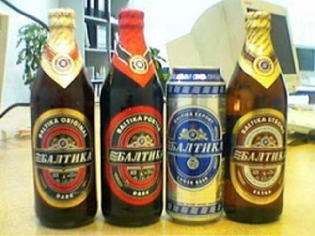 Carlsberg thâu tóm hãng bia lớn nhất nước Nga